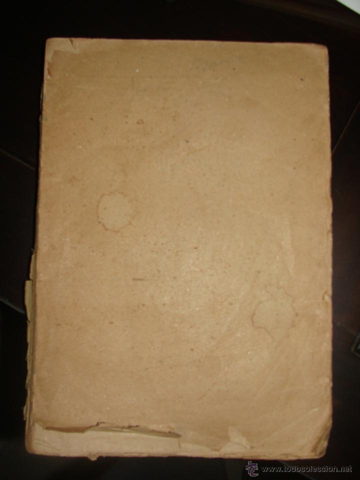 BIOLOGIA (BIOLOGIA GENERAL, ECOLOGIA Y BIOGEOGRAFIA). 1941 AUTOR: DR. SALUSTIO ALVARADO (Libros de Segunda Mano - Ciencias, Manuales y Oficios - Biología y Botánica)