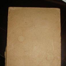 Libros de segunda mano: BIOLOGIA (BIOLOGIA GENERAL, ECOLOGIA Y BIOGEOGRAFIA). 1941 AUTOR: DR. SALUSTIO ALVARADO. Lote 47240315