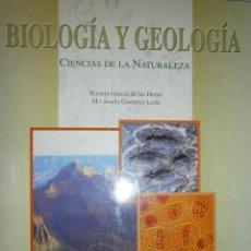Libros de segunda mano: BIOLOGIA Y GEOLOGIA GARCIA DE LAS HERAS RAMON MC GRAW HILL 2000. Lote 47506692
