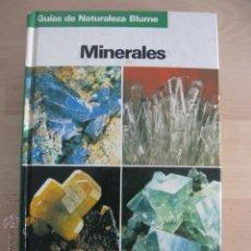 Libros de segunda mano: GUIA DE MINERALES - ED BLUME. Lote 47507363