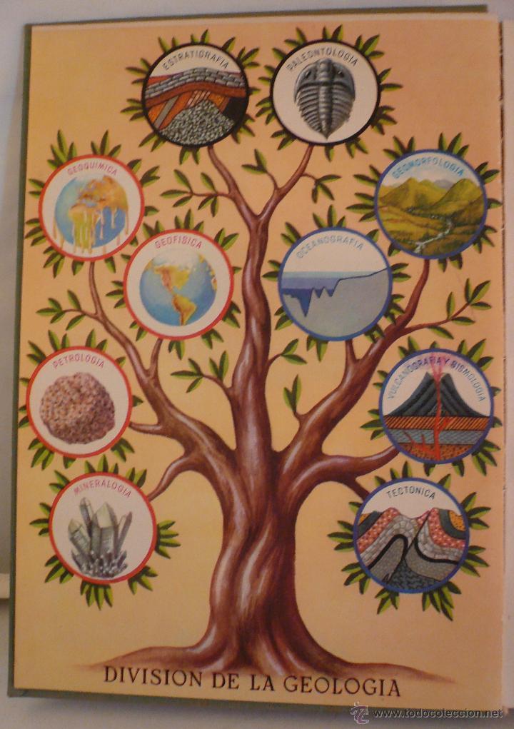 Libros de segunda mano: LA NATURALEZA - TOMO IV - GEOLOGIA ASTRONOMIA - PUIG - SIMON 1962 - EDIT DALMAU Y JOVER - Foto 2 - 47509012