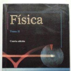 Libros de segunda mano de Ciencias: FISICA - TOMO II - RAYMOND A. SERWAY - MCGRAW-HILL - 1997. Lote 47589201