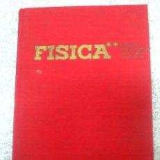 Libros de segunda mano de Ciencias: FÍSICA TOMO 2 JACQUES FRANEAU EDITORIAL URMO AÑO 1966. Lote 47617496