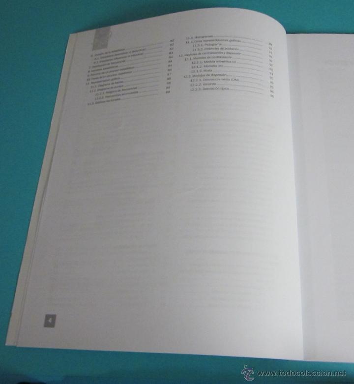 Libros de segunda mano de Ciencias: MATEMÁTICAS BASE II. CURSO DE ACCESO A CICLOS FORMATIVOS DE GRADO SUPERIOR - Foto 3 - 46220293