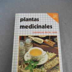 Libros de segunda mano: PLANTAS MEDICINALES. LOS DAIMON. Lote 48285684