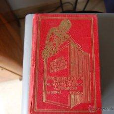 Libros de segunda mano de Ciencias: 27-409. LIBRO. 2000 PROCEDIMIENTOS INDUSTRIALES AL ALCANCE DE TODOS. A. FORMOSO. Lote 48540519