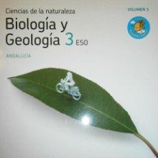 Libros de segunda mano: BIOLOGIA Y GEOLOGIA 3 ESO 4 TOMOS SANTILLANA. Lote 48579664
