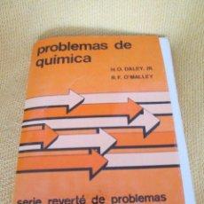 Libros de segunda mano de Ciencias: RESOLUCION DE PROBLEMAS DE QUIMICA GENERAL - C.J. WILLIS - SERIE REVERTE DE PROBLEMAS 1988. Lote 48743828
