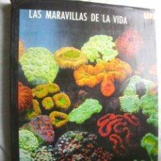 Libros de segunda mano: LAS MARAVILLAS DE LA VIDA. 1968. Lote 48998538