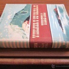 Libros de segunda mano: VIZCAYA Y SU PAISAJE VEGETAL (GEOBOTÁNICA VIZCAÍNA) ----- EMILIO GUINEA LÓPEZ. Lote 49158549