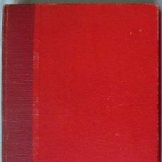 Libros de segunda mano: TRATADO ELEMENTAL DE BOTÁNICA DESCRIPTIVA APLICADA - I CRIPTOGAMIA - VARIOS AUTORES 1952 -VER INDICE. Lote 49339646