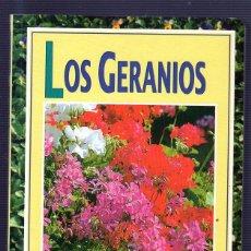 Libros de segunda mano: LOS GERANIOS. JARDINERÍA PRÁCTICA. SUSAETA.. Lote 49520182