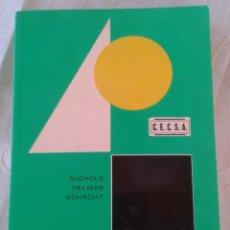 Livros em segunda mão: GEOMETRIA MODERNA NICHOLS/PALMER/SCHACHT C.E.C.S.A. Lote 49629413