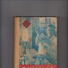 Libros de segunda mano de Ciencias: QUÍMICA - EDELVIVES - EDITORIAL LUIS VIVES S/FECHA. Lote 49672431