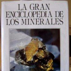Libros de segunda mano: LA GRAN ENCICLOPEDIA DE LOS MINERALES- SUSAETA. Lote 49931739