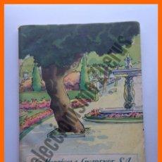 Libros de segunda mano: LA HORTICOLA LINARENSE S.A. - CATALOGO GENERAL - GRANDES ESTABLECIMIENTOS DE HORTICULTURA. Lote 50028623
