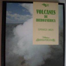 Libros de segunda mano: BIBLIOTECA IBEROAMERICANA. VOLCANES EN IBEROAMERICA N.38. Lote 50109333