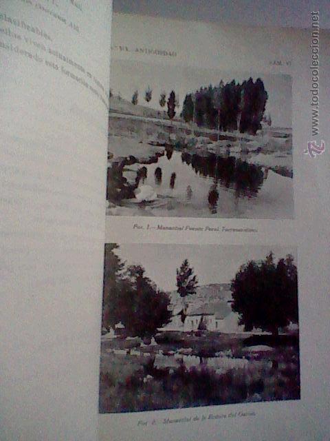 Libros de segunda mano: MAPA GEOLOGICO ANTIGUEDAD BURGOS PALENCIA 1953 HOJA 313 CON PLANOS 1963 - Foto 3 - 50140525