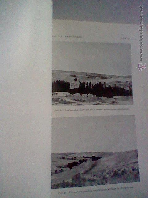 Libros de segunda mano: MAPA GEOLOGICO ANTIGUEDAD BURGOS PALENCIA 1953 HOJA 313 CON PLANOS 1963 - Foto 4 - 50140525