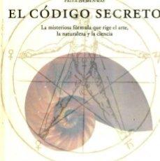 Libros de segunda mano de Ciencias: HEMENWAY : EL CÓDIGO SECRETO (EVERGREEN, 2008). Lote 193665032