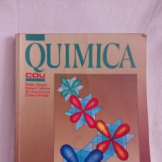 Libros de segunda mano de Ciencias: QUIMICA. COU. - ALONSO/CEBEIRA/GARCIA/ORTEGA. MC GRAW HILL. Lote 50230411