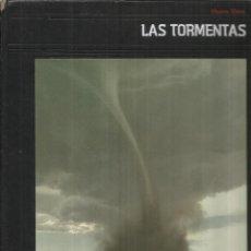 Libros de segunda mano: LAS TORMENTAS. A.B.C. WHIPPLE. EDITORIAL PLANETA. BARCELONA. 1987. Lote 50421041