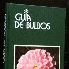 Libros de segunda mano: GUÍA DE BULBOS - GRIJALBO - FOTOGRAFIAS - TAPA DURA- ROSSI , ROSELLA - ISBN: 9788425321658. Lote 50514605
