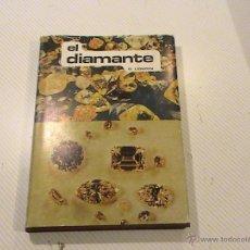 Livros em segunda mão: INTRODUCCIÓN AL ESTUDIO DEL DIAMANTE (AUTOR: G. LENZEN) . Lote 50505978