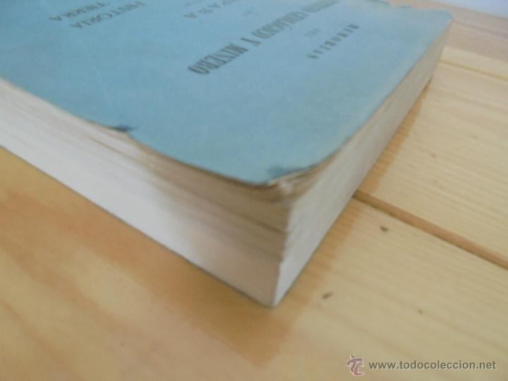 Libros de segunda mano: INSTITUTO GEOLOGICO Y MINERO DE ESPAÑA 7 TOMOS. MAPA GEOLOGICO DE ESPAÑA HOJA DE CANTILLANA. VER FOT - Foto 9 - 50677268