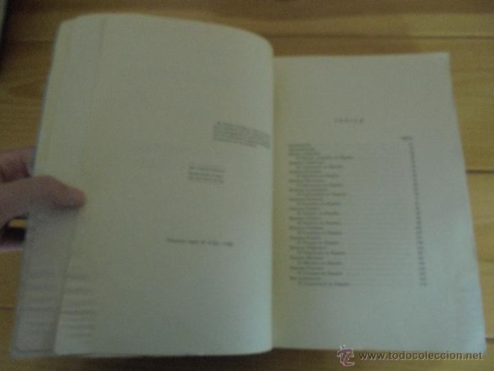 Libros de segunda mano: INSTITUTO GEOLOGICO Y MINERO DE ESPAÑA 7 TOMOS. MAPA GEOLOGICO DE ESPAÑA HOJA DE CANTILLANA. VER FOT - Foto 16 - 50677268