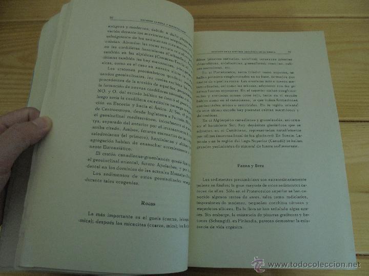 Libros de segunda mano: INSTITUTO GEOLOGICO Y MINERO DE ESPAÑA 7 TOMOS. MAPA GEOLOGICO DE ESPAÑA HOJA DE CANTILLANA. VER FOT - Foto 18 - 50677268