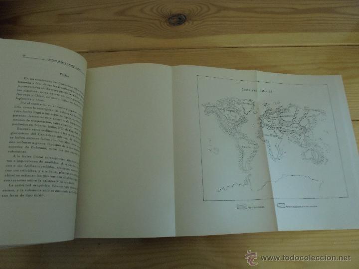 Libros de segunda mano: INSTITUTO GEOLOGICO Y MINERO DE ESPAÑA 7 TOMOS. MAPA GEOLOGICO DE ESPAÑA HOJA DE CANTILLANA. VER FOT - Foto 19 - 50677268