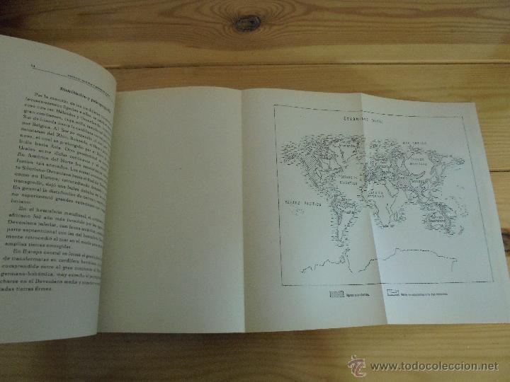 Libros de segunda mano: INSTITUTO GEOLOGICO Y MINERO DE ESPAÑA 7 TOMOS. MAPA GEOLOGICO DE ESPAÑA HOJA DE CANTILLANA. VER FOT - Foto 20 - 50677268