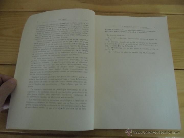 Libros de segunda mano: INSTITUTO GEOLOGICO Y MINERO DE ESPAÑA 7 TOMOS. MAPA GEOLOGICO DE ESPAÑA HOJA DE CANTILLANA. VER FOT - Foto 41 - 50677268