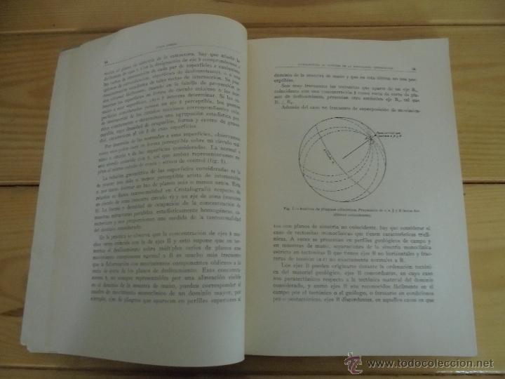 Libros de segunda mano: INSTITUTO GEOLOGICO Y MINERO DE ESPAÑA 7 TOMOS. MAPA GEOLOGICO DE ESPAÑA HOJA DE CANTILLANA. VER FOT - Foto 42 - 50677268