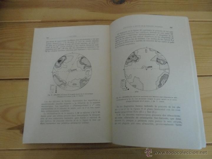 Libros de segunda mano: INSTITUTO GEOLOGICO Y MINERO DE ESPAÑA 7 TOMOS. MAPA GEOLOGICO DE ESPAÑA HOJA DE CANTILLANA. VER FOT - Foto 46 - 50677268