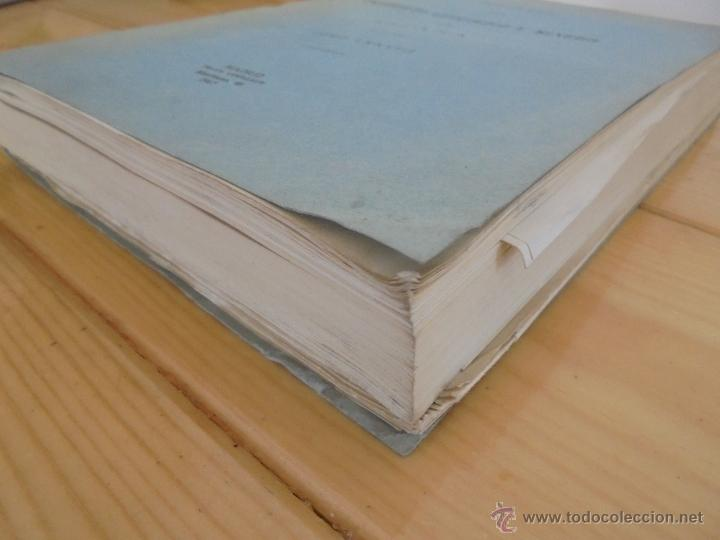 Libros de segunda mano: INSTITUTO GEOLOGICO Y MINERO DE ESPAÑA 7 TOMOS. MAPA GEOLOGICO DE ESPAÑA HOJA DE CANTILLANA. VER FOT - Foto 50 - 50677268