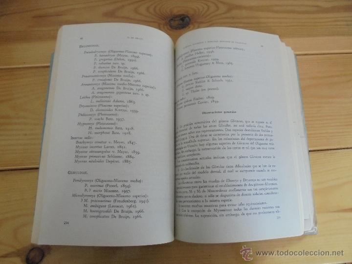 Libros de segunda mano: INSTITUTO GEOLOGICO Y MINERO DE ESPAÑA 7 TOMOS. MAPA GEOLOGICO DE ESPAÑA HOJA DE CANTILLANA. VER FOT - Foto 61 - 50677268
