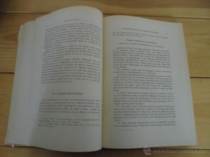 Libros de segunda mano: INSTITUTO GEOLOGICO Y MINERO DE ESPAÑA 7 TOMOS. MAPA GEOLOGICO DE ESPAÑA HOJA DE CANTILLANA. VER FOT - Foto 79 - 50677268