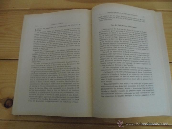 Libros de segunda mano: INSTITUTO GEOLOGICO Y MINERO DE ESPAÑA 7 TOMOS. MAPA GEOLOGICO DE ESPAÑA HOJA DE CANTILLANA. VER FOT - Foto 80 - 50677268