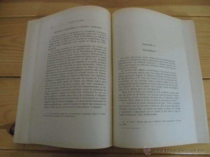 Libros de segunda mano: INSTITUTO GEOLOGICO Y MINERO DE ESPAÑA 7 TOMOS. MAPA GEOLOGICO DE ESPAÑA HOJA DE CANTILLANA. VER FOT - Foto 82 - 50677268