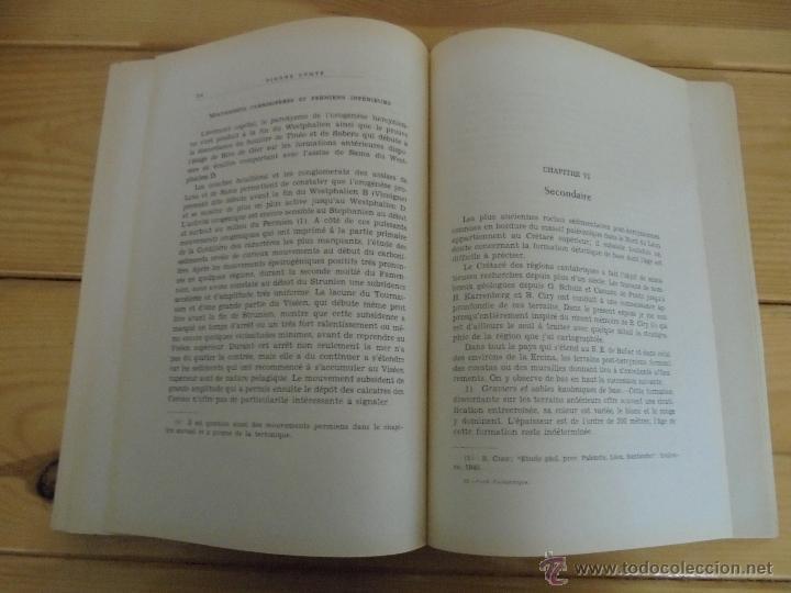 Libros de segunda mano: INSTITUTO GEOLOGICO Y MINERO DE ESPAÑA 7 TOMOS. MAPA GEOLOGICO DE ESPAÑA HOJA DE CANTILLANA. VER FOT - Foto 83 - 50677268