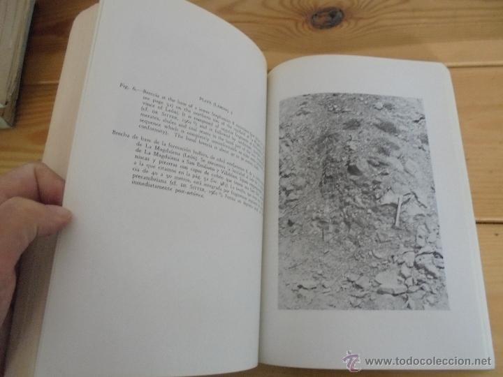 Libros de segunda mano: INSTITUTO GEOLOGICO Y MINERO DE ESPAÑA 7 TOMOS. MAPA GEOLOGICO DE ESPAÑA HOJA DE CANTILLANA. VER FOT - Foto 98 - 50677268