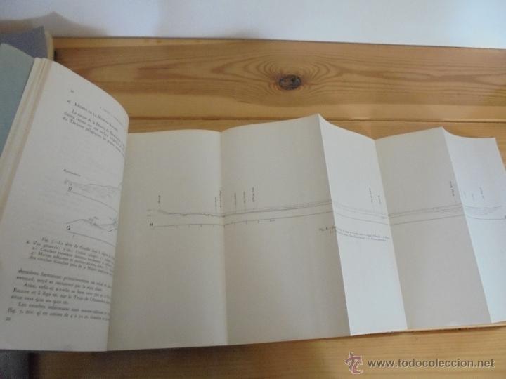 Libros de segunda mano: INSTITUTO GEOLOGICO Y MINERO DE ESPAÑA 7 TOMOS. MAPA GEOLOGICO DE ESPAÑA HOJA DE CANTILLANA. VER FOT - Foto 135 - 50677268