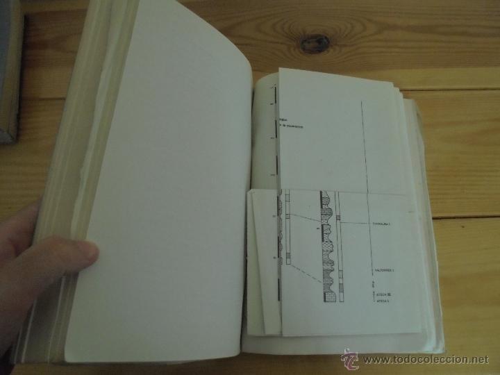 Libros de segunda mano: INSTITUTO GEOLOGICO Y MINERO DE ESPAÑA 7 TOMOS. MAPA GEOLOGICO DE ESPAÑA HOJA DE CANTILLANA. VER FOT - Foto 140 - 50677268