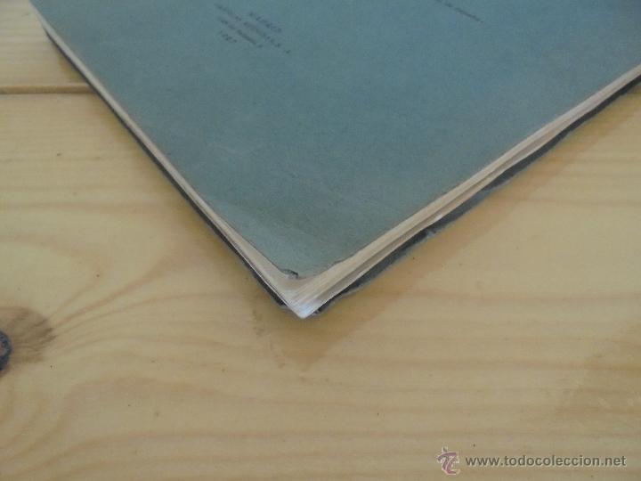 Libros de segunda mano: INSTITUTO GEOLOGICO Y MINERO DE ESPAÑA 7 TOMOS. MAPA GEOLOGICO DE ESPAÑA HOJA DE CANTILLANA. VER FOT - Foto 160 - 50677268