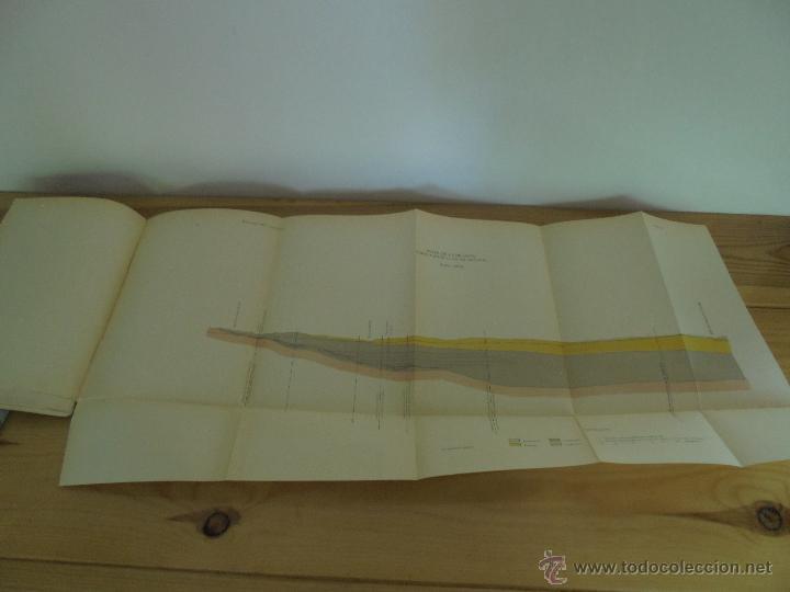 Libros de segunda mano: INSTITUTO GEOLOGICO Y MINERO DE ESPAÑA 7 TOMOS. MAPA GEOLOGICO DE ESPAÑA HOJA DE CANTILLANA. VER FOT - Foto 169 - 50677268