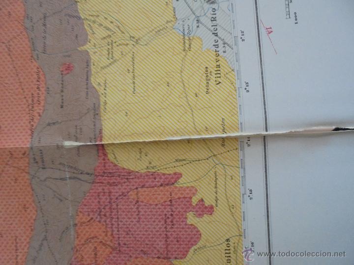 Libros de segunda mano: INSTITUTO GEOLOGICO Y MINERO DE ESPAÑA 7 TOMOS. MAPA GEOLOGICO DE ESPAÑA HOJA DE CANTILLANA. VER FOT - Foto 172 - 50677268