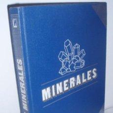 Libri di seconda mano: LOS MINERALES DE LA A A LA Z VOLUMEN II DE EDICIONES NUEVA LENTE. Lote 50744354