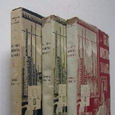 Libros de segunda mano de Ciencias: LA GRAN INDUSTRIA QUIMICA - 3 TOMOS. Lote 74165281